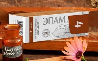 Основные показания и инструкция по применению ЭПАМ-4