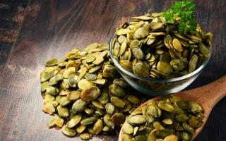 Стоит ли лечить печень тыквенными семечками