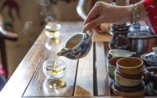 Польза и вред зеленых чаев для печени