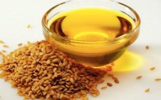 Как лечить печень льняным маслом