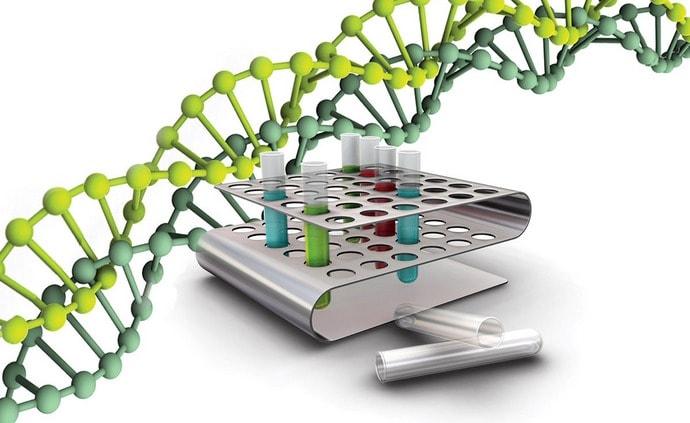 Есть также такой метод диагностики как генотипирование.