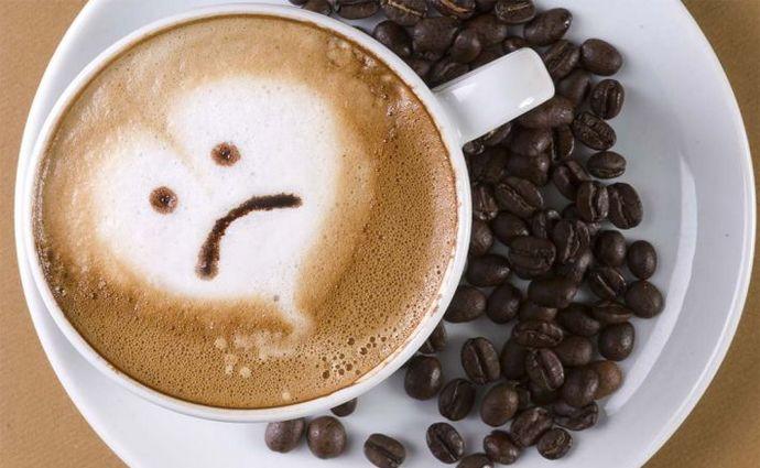 есть также и свои минусы для печени от употребления кофе.