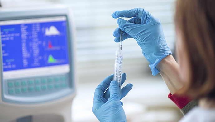 Лабораторные анализы в диагностике заболеваний печени