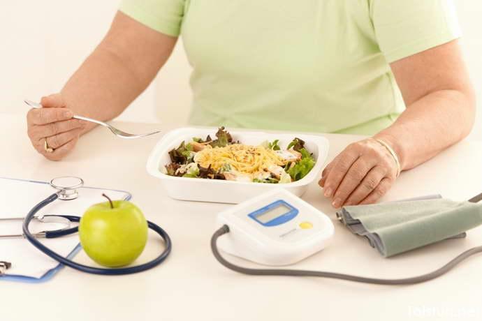 Прогноз при метастазах в печени у лиц, находящихся на диете