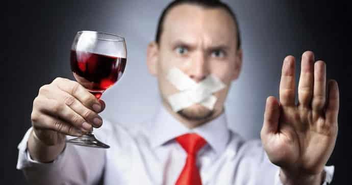 Обманчивая совместимость Фосфоглива и алкоголя