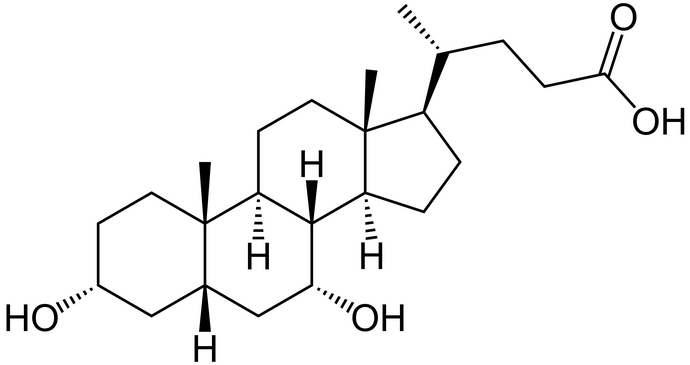 хенодезоксихолевая кислота
