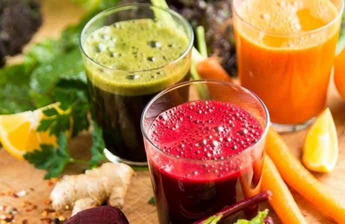 можно ли пить сок при болезнях печени