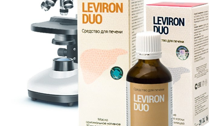 Leviron Duo это комплекс из двух препаратов.
