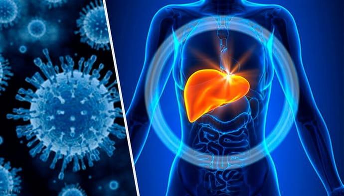Вирусные гепатиты тоже могут иметь острую форму.