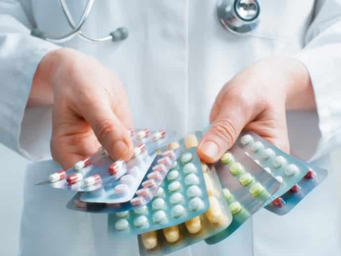 лечение синдрома лекарствами