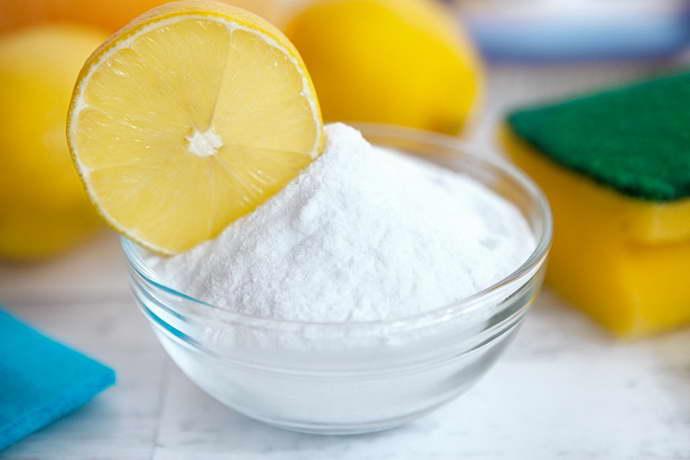 сода с лимоном для печени что дает