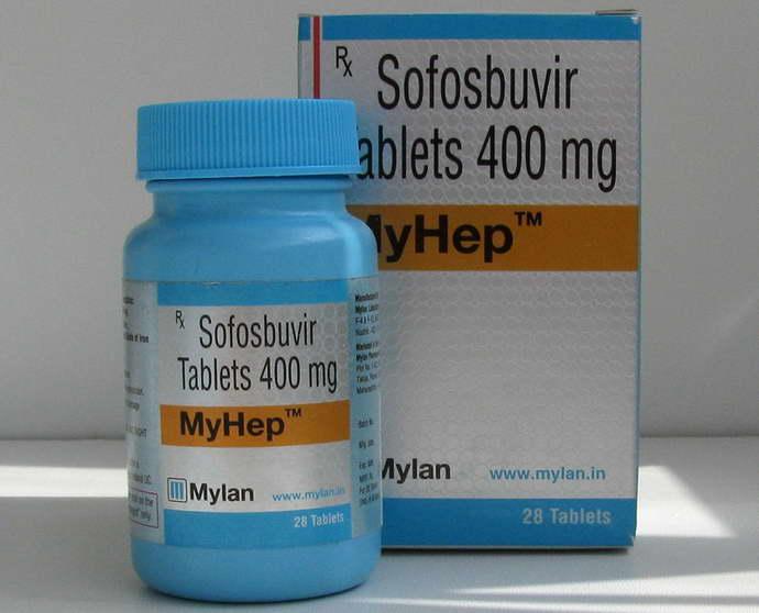 MyHep от компании Mylan Pharma