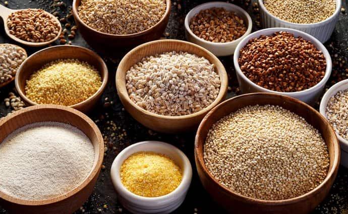 Согласно диеты (стол 5) при гепатите, можно кушать каши.