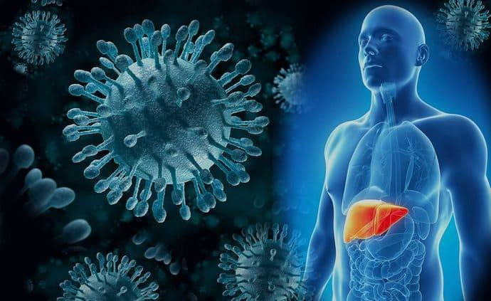 Есть много путей передачи вирусных гепатитов.